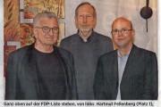 FDP tritt erstmals seit 16 Jahren wieder in Premnitz an