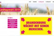 Landtagswahl am 1. September 2019  → hier gibt es alle Informationen zur FDP im Brandenburgischen Landtag